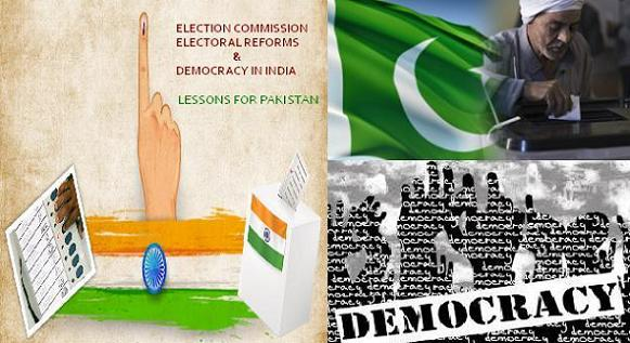 democracy and pakistan Democracy in pakistan world war ii inaugurated the vistas of democracy in the world the genesis of pakistan as an independent state was marked with the same trends however, the booming democratic state as envisaged by the quaid soon fell into the hands of demagogues, feudals, elitist bureaucracy.